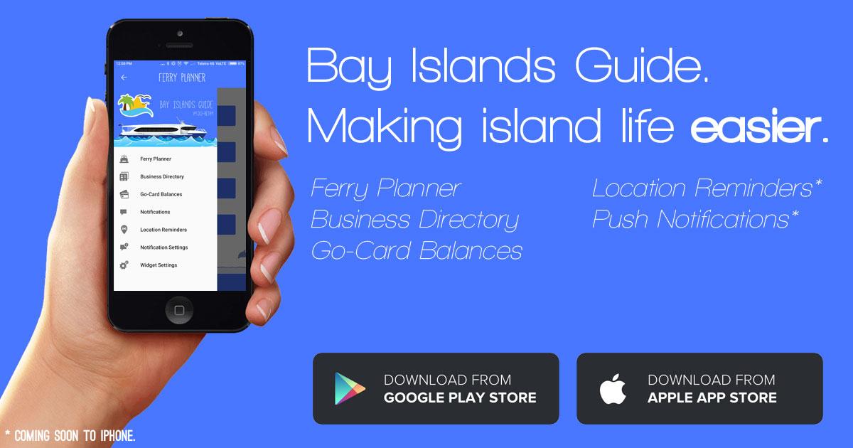 Bay Islands Guide